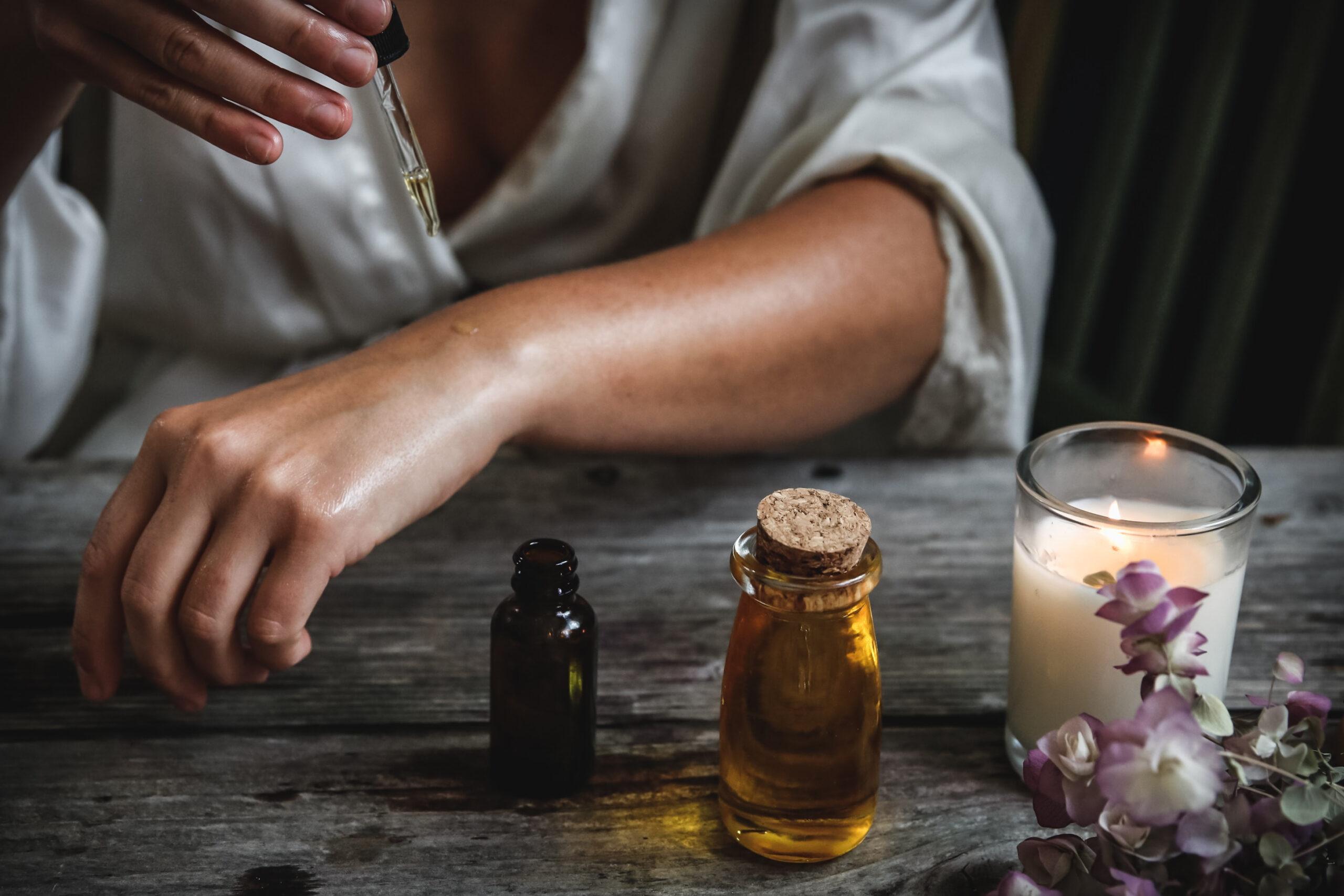 Wie man CBD-Öl aromatisiert?
