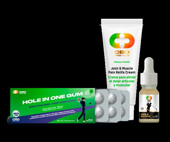 Golfer Pack