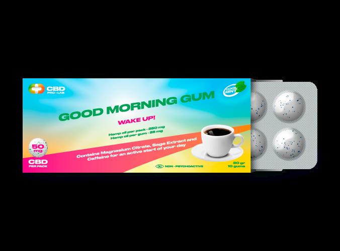 Guten Morgen Kaugummi - 10 Wach-auf-Kaugummis